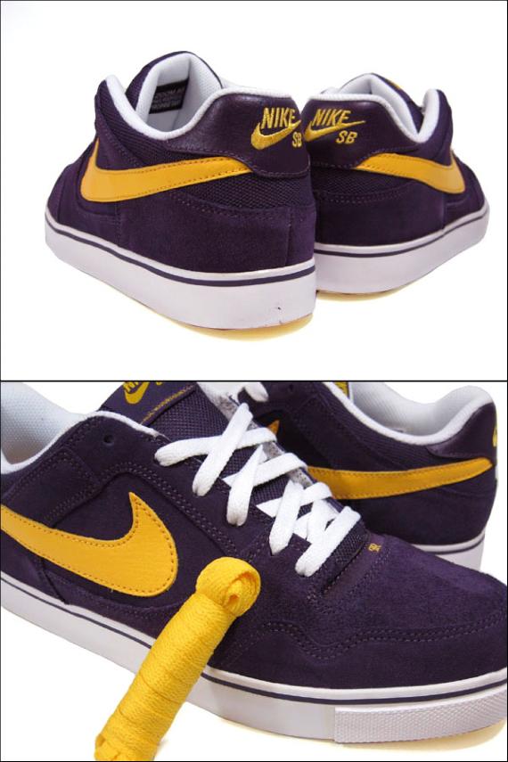 Nike SB P-Rod 2.5 - Grand Purple / Varsity Maize - White