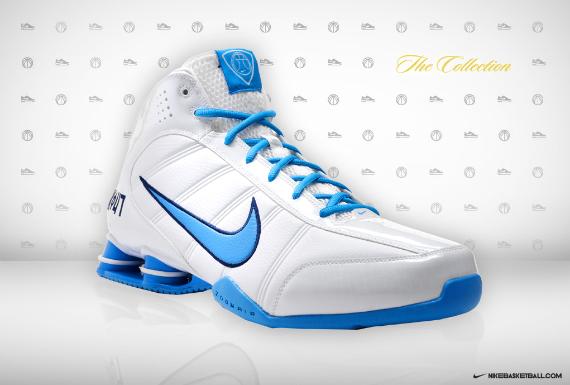 Nike Shox Vision - Andrei Kirilenko PE