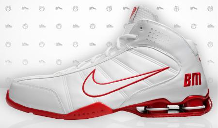 Nike Shox Vision - Brad Miller PEs