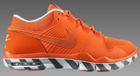 "Nike Trainer 1 ""Vintage Box"" - Orange / Grey"