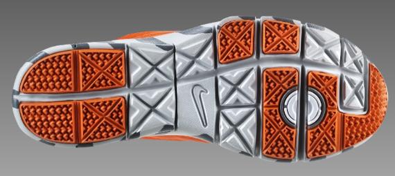"Nike Trainer 1 ""Vintage Box"" - Orange / Grey"