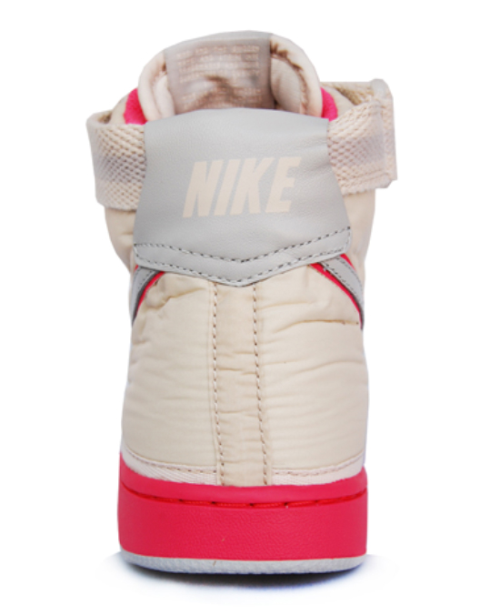 Nike Vandal High Nylon - Birch / Pink
