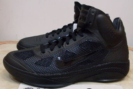 best service dccd6 ca494 Nike Zoom Hyperfuse - Black   Black - Dark Grey