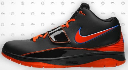 Nike Zoom KD II (2) - Playoff Editions