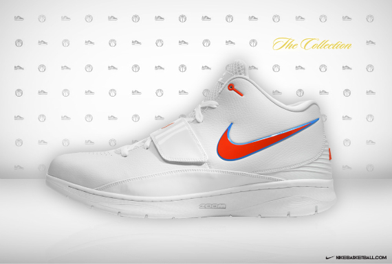 Nike Zoom KD II (2) - Playoff Editions