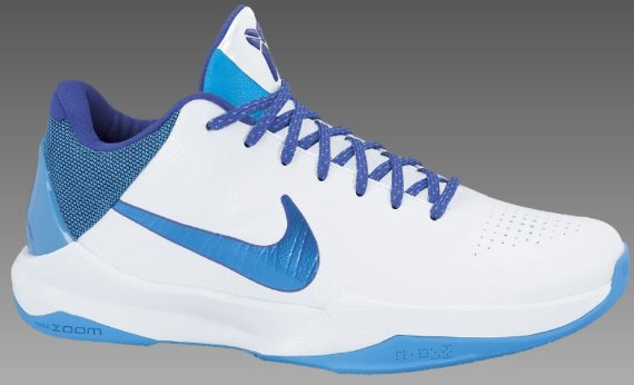 "We previewed the Nike Zoom Kobe V (5) ""Charlotte Hornets Draft Day"" back in"