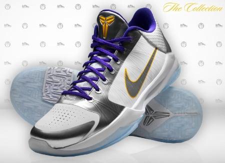 Nike Zoom Kobe V (5) iD - KidHollywood  8d55a9b79c