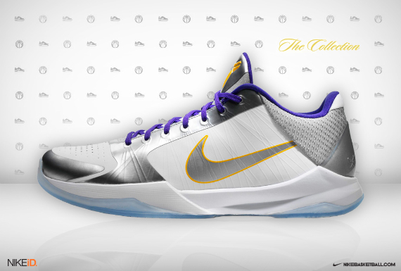 Nike Zoom Kobe V (5) iD - KidHollywood