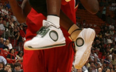 On Court: Air Jordan 2010 - White / Green