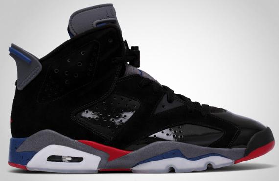 Release Reminder: Air Jordan VI (6) - Pistons