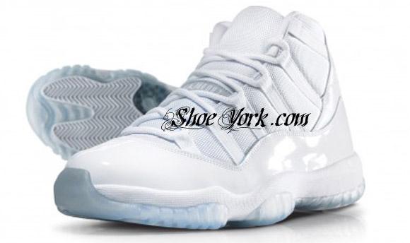 Air Jordan 11 Silver Anniversary
