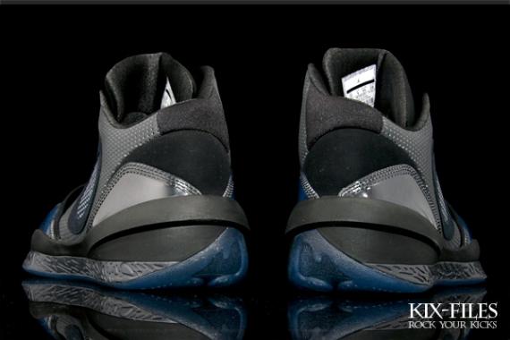 Detailed Look: Air Jordan 2010 – Black / Charcoal – Varsity Red