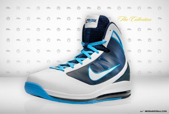 Nike Air Max Hyperize - Carlos Boozer PEs