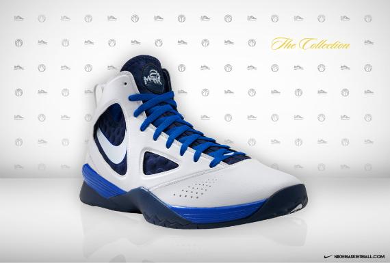 0171c3e9619fe Nike Huarache 2010 - Shawn Marion PE