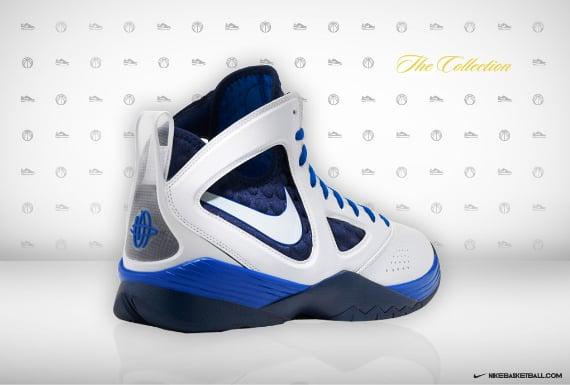Nike Huarache 2010 - Shawn Marion PE