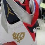Jordan VII 'Olympic' Update