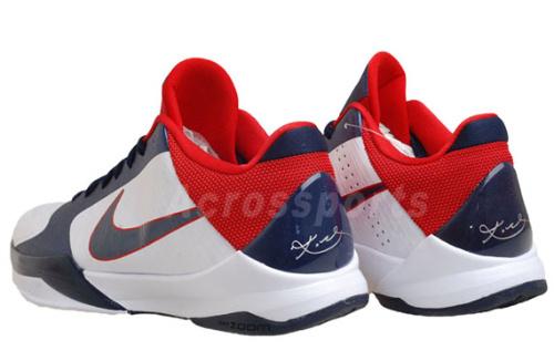 Nike Zoom Kobe V- Team USAB Edition