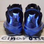 Jordan Six Rings 'Foamposite' Black / Dark Neon Royal