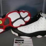 Air Jordan XIII Game Issue on eBay