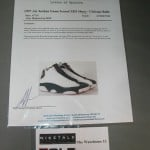 Air Jordan XIII Game Issue on eBay