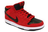 Nike Dunk SB Mid Pro Varsity Red / Black