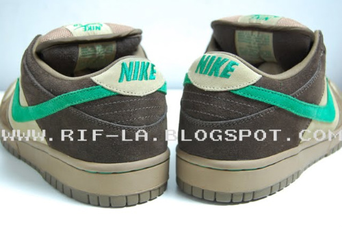 Nike SB Dunk Low 'Skate Deck' Samples
