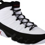 Air Jordan IX White / Varsity Red - Black Available Early