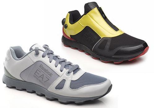Arricchire rotaia occhiata  Reebok x EA7 (by Emporio Armani) Sneaker Collection | SneakerFiles