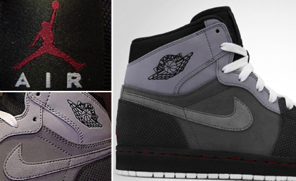 Air Jordan 1 Retro 'Stealth'