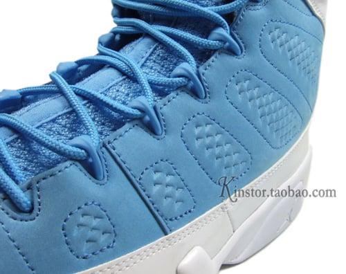 Air Jordan IX Retro- 'For The Love Of The Game'
