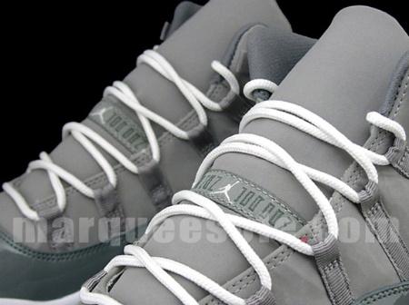Air Jordan Retro XI GS- 'Cool Grey'| Holiday 2010