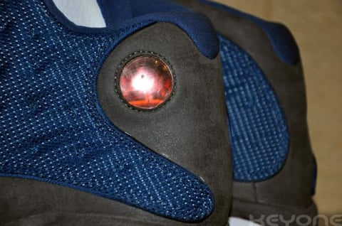 Air Jordan XIII Retro- 'Flint'|Detail Images