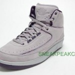 Air Jordan 2 GS Lavender / Deep Purple-Del Sol