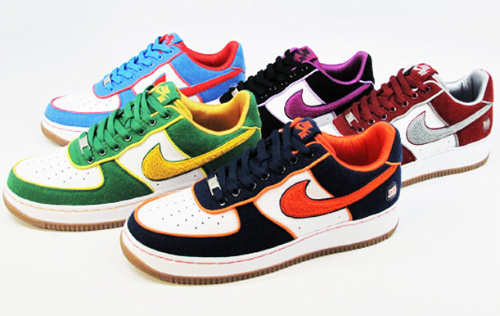 Nike Air Force 1 Supreme 'BE/5 Boroughs' Pack- Release Info