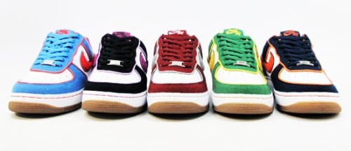 Nike Air Force 1 Supreme  BE 5 Boroughs  Pack- Release Info ... bdf596c39222