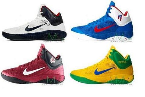 Nike Hyperfuse Avail For Pre Order