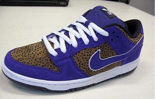Nike SB Dunk Low 'Safari' - Kenny Powers Inspired