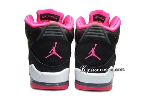 Jordan Rare Air GS Black / Pink