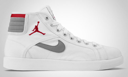 Jordan Sky High Canvas Retro
