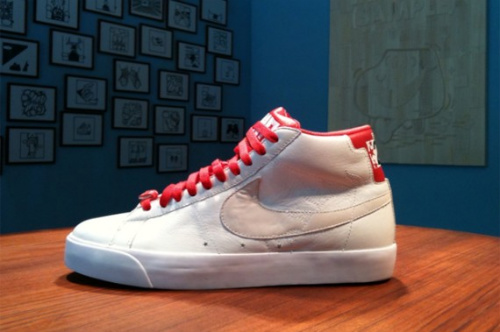 Unreleased Sample- Michael Lau x Nike SB Blazer