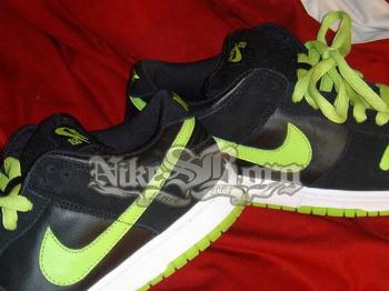 Nike SB Dunk Low- 'Neon J-Pack'