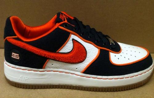 Nike Air Force 1- Staten Island