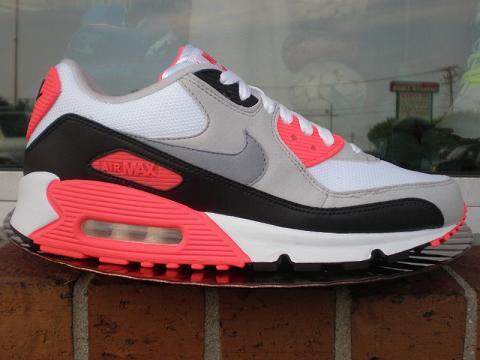 Air Max 90 Infrared | SneakerFiles