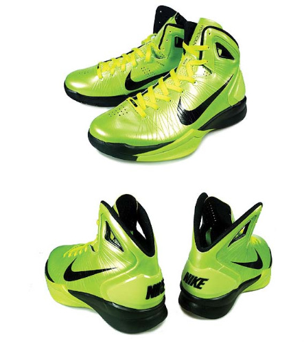 Nike Hyperdunk 2010 Highlighter Pack