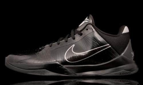 Nike Zoom Kobe V 'Blackout'