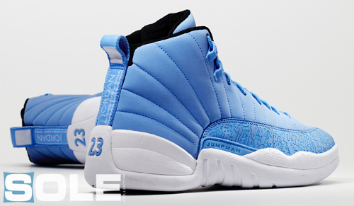 Air Jordan x Pantone 248 Collection - Air Jordan XI, XII & XIII