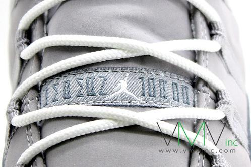 Air Jordan XI 'Cool Grey' Available for Pre Order