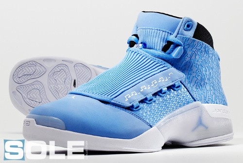 Air Jordan x Pantone 248 Collection - Air Jordan XVII, XVIII & XIX