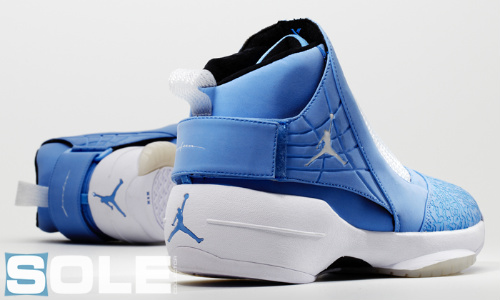 Air Jordan x Pantone 248 Collection - Air Jordan XVII, XVIII & XIX