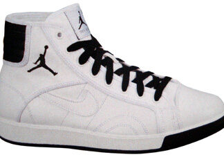 Air Jordan Sky High White / Black
